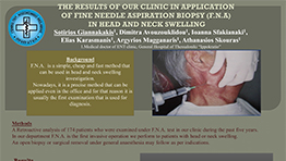 The results of our clinic in application of fine needle aspiration biopsy (f.n.a) in head and neck swelling