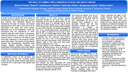The role of human papillomavirus in head and neck cancer