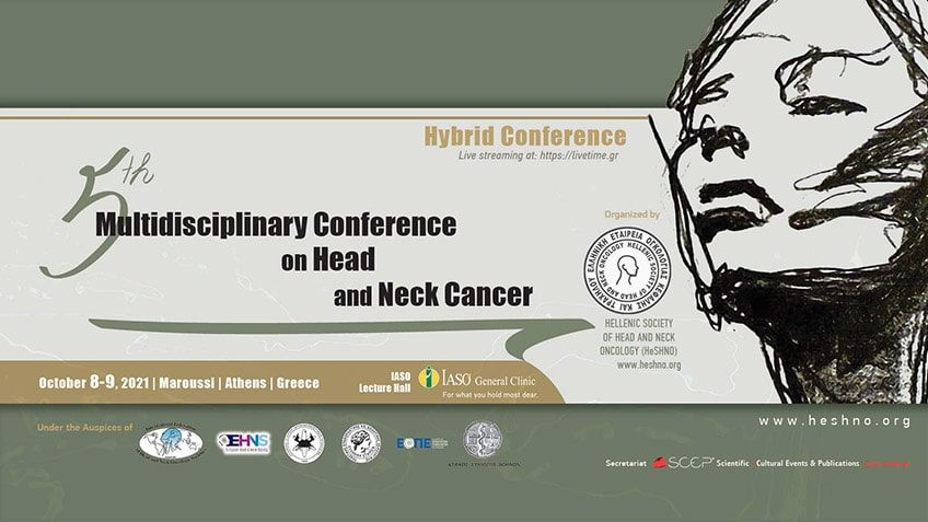5th Multidisciplinary Conference on Head and Neck Cancer Save the Date featured